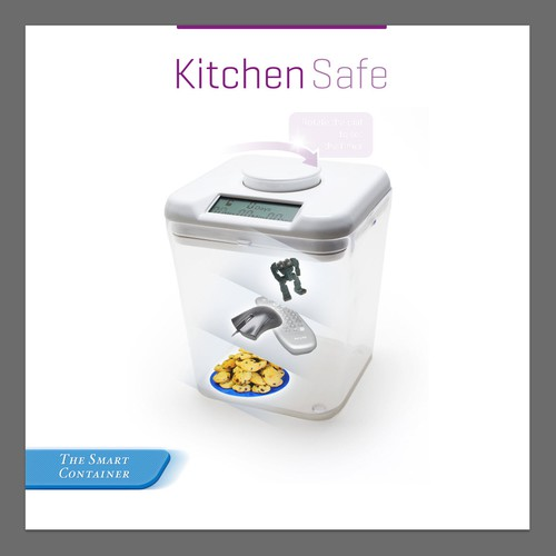 Help Kitchen Safe with a new product packaging