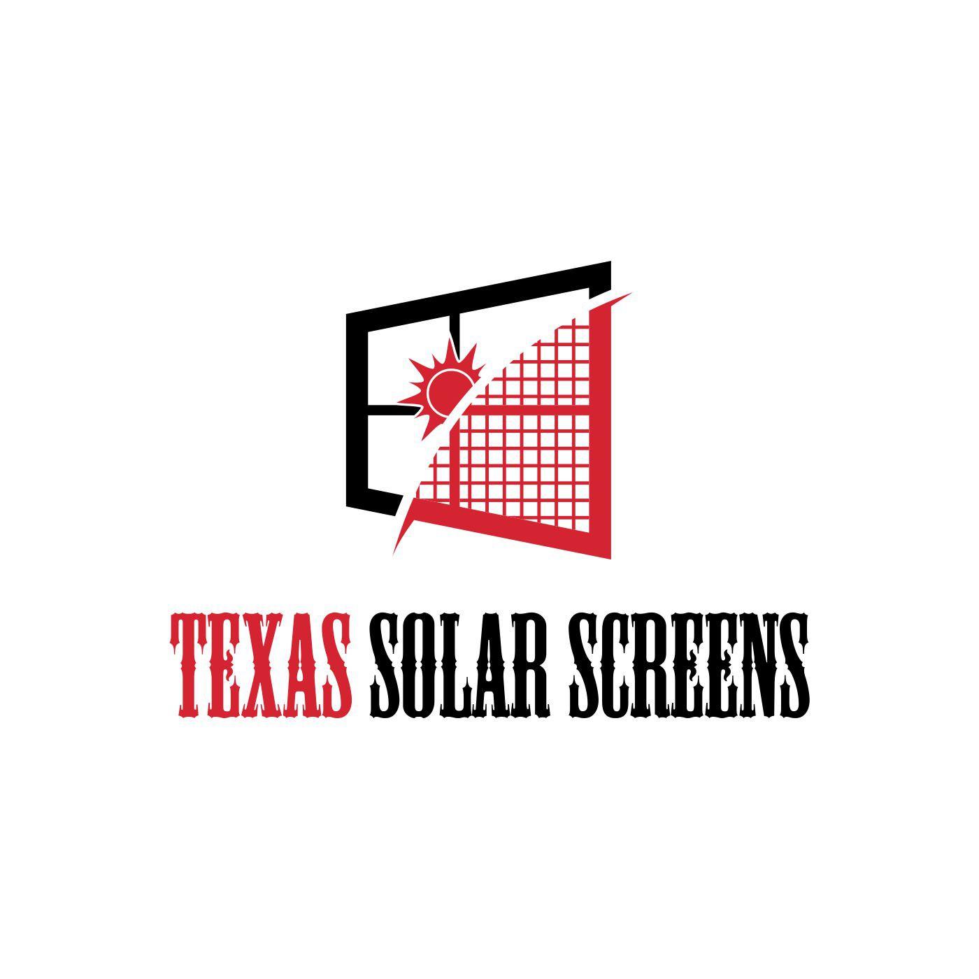 Logo for Texas based solar screen manufacturer & installer