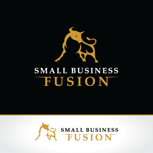 Elegant, Yet Powerful, Business Logo