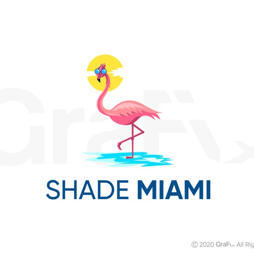Shade Miami logo