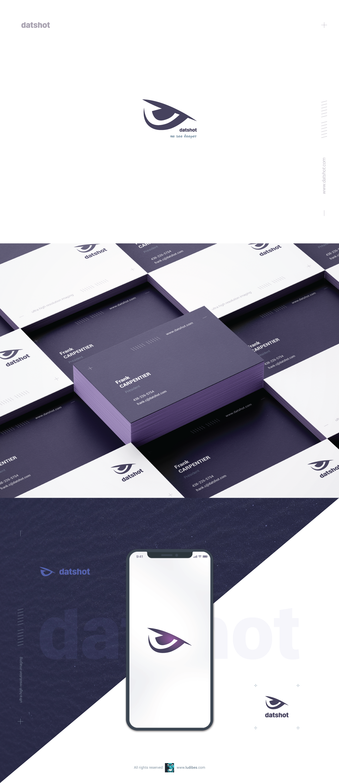 Datshot Brand Identity Design
