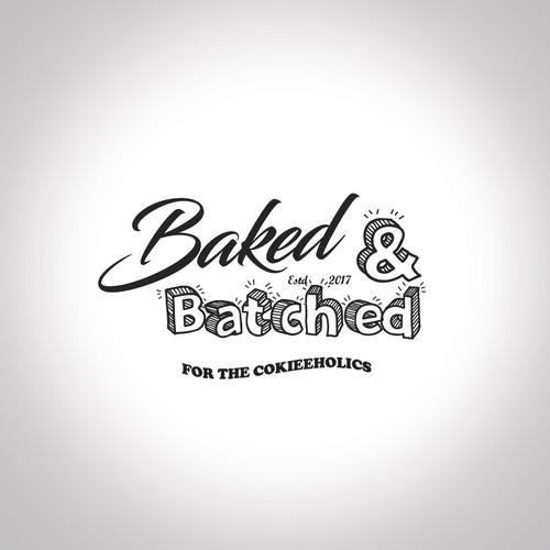 logo concept cookie shop