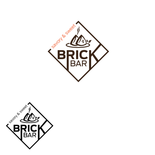 Create the next logo for Brick Bar