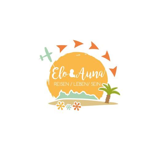 Logo - Elo&Anna Reiseblogger