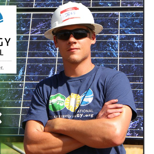 Solar Energy Training Banner Advertising