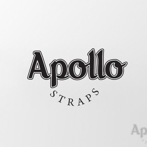 Create the next logo for Apollo Straps