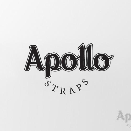 Create the next logo for Apollo Straps