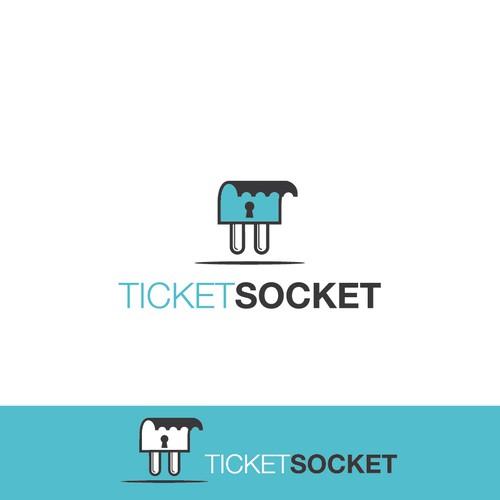 Kickass design for TicketSocket