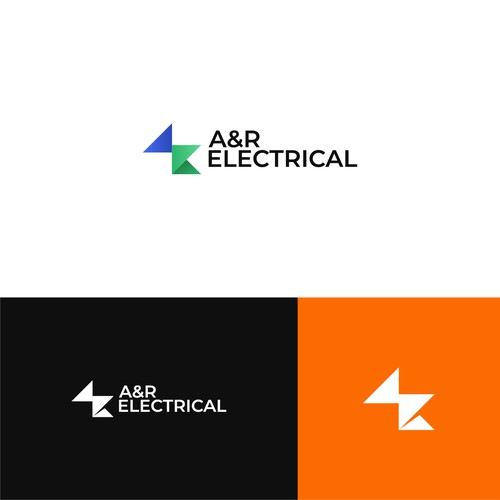 Logo for Electrical Construction Contracting Company