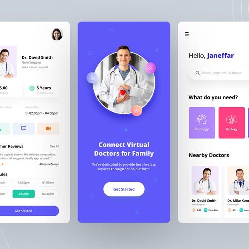 Virtual Doctor App