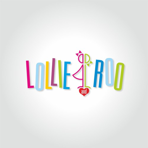 Logo for Lollie and roo contest