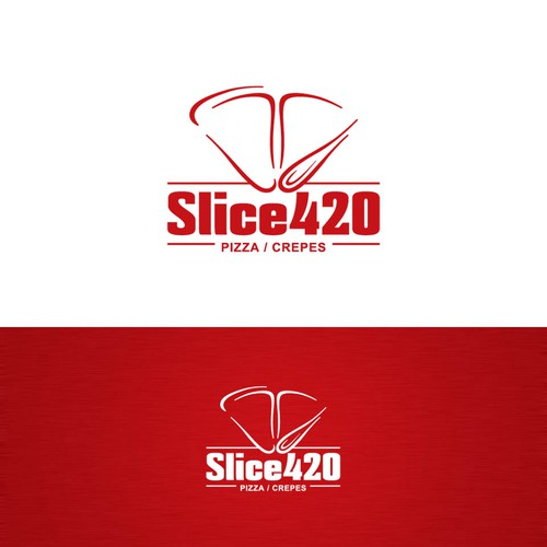 Logo para pizzería