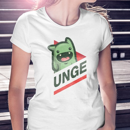 Concep for youtube star t-shirt