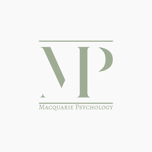 create a respected, on-trend (or possibly retro) logo for a well-established psychology practice