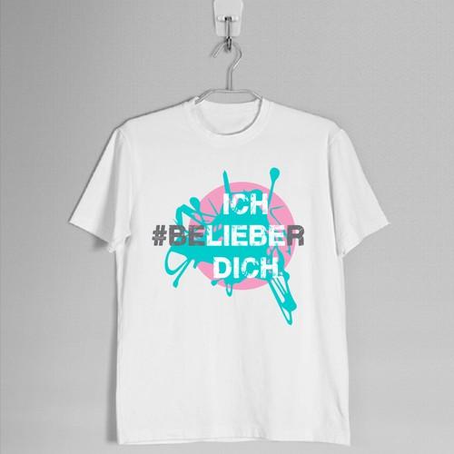 J B fan t/shirt
