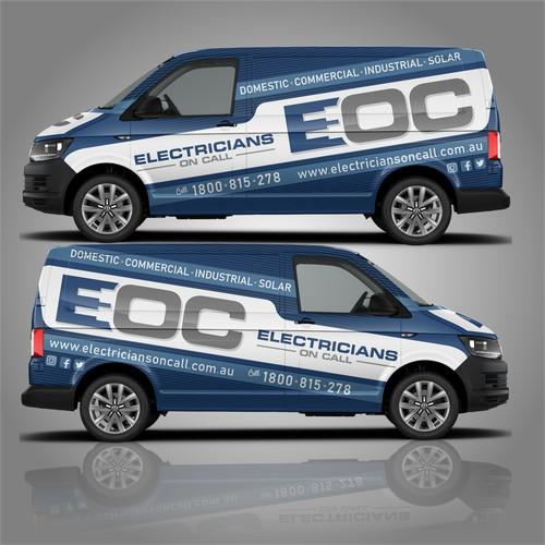 EOC wrap design