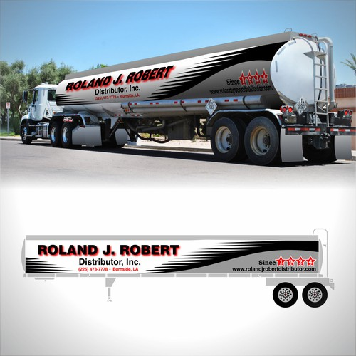 Tanker Trailer - Roland J. Robert Distributor, Inc.