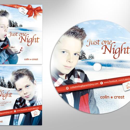 CD Design for Colin Crest