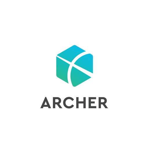 Logo concept for Archer