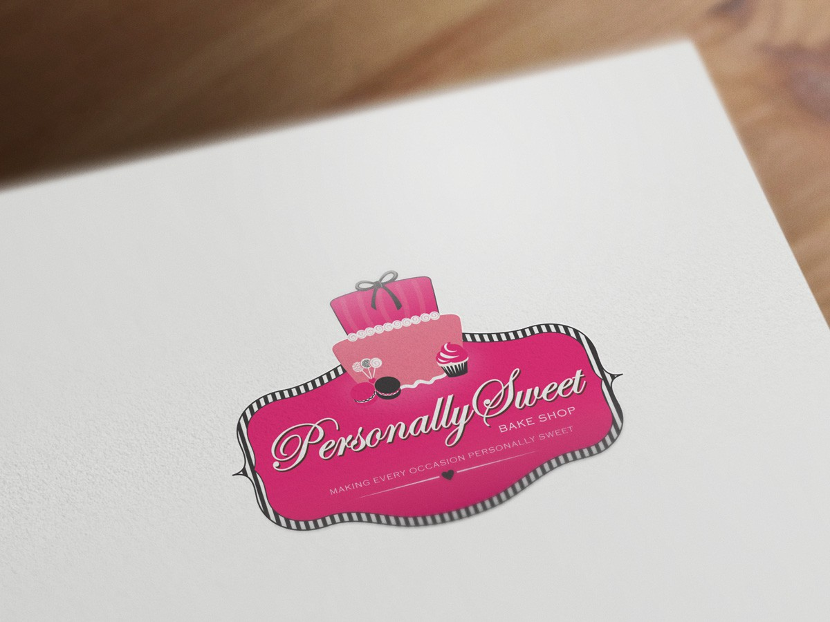 Help Personally Sweet Bakeshop, LLC with a new logo