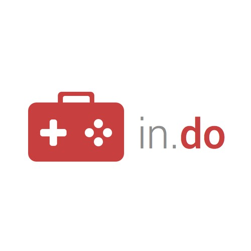 "Logo Design for ""in.do"""