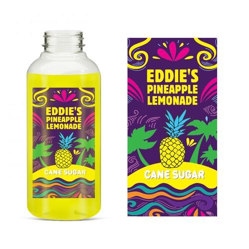 Eddie's Pineapple Lemonade
