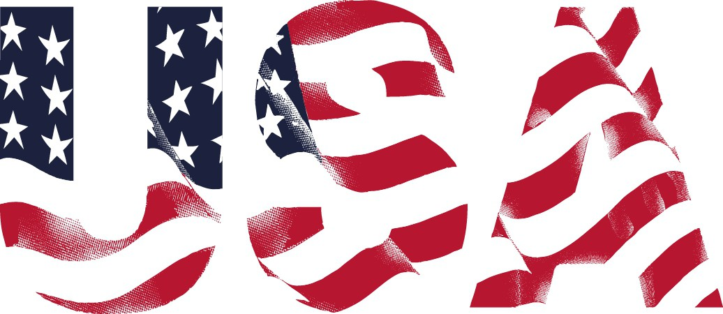 USA T-Shirt Design