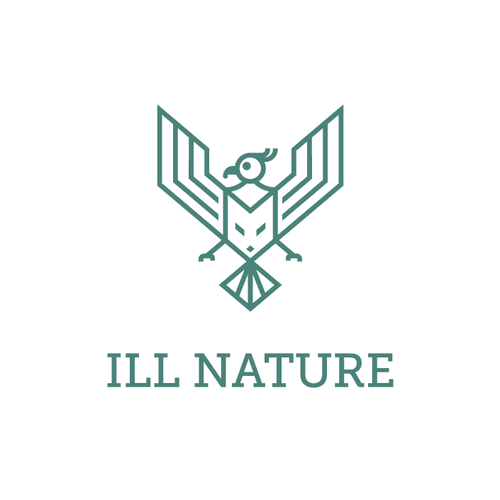Logo for Men's Grooming Line, Ill Nature