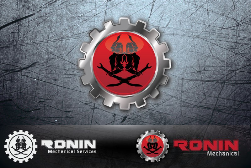 New logo wanted for Ronin Mechanical Services