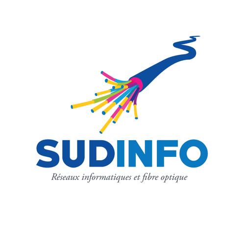 Créer le logo et la carte de visite de l'entreprise Sudinfo