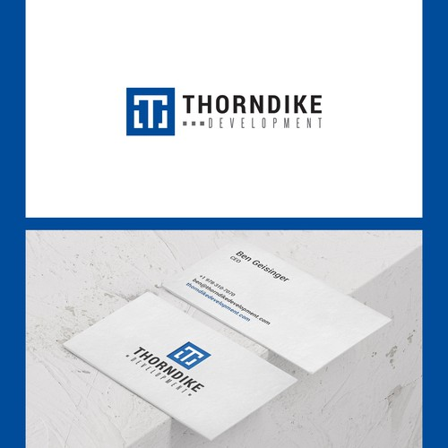 Thorndike Logo Design