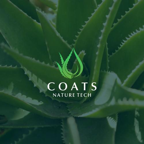 Logo for Aloe Vera lotion