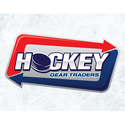 Logo for the Ebay of Ice Hockey