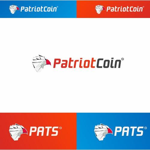 PatriotCoin - Logo & Branding