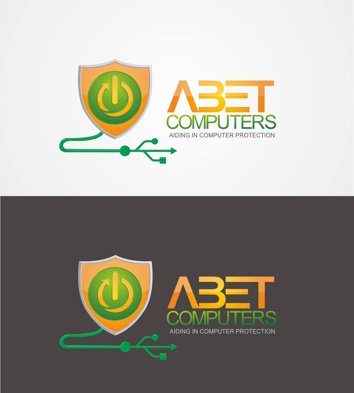 Create the next logo for Abet Computers