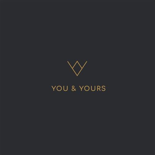 You & Yours logo design