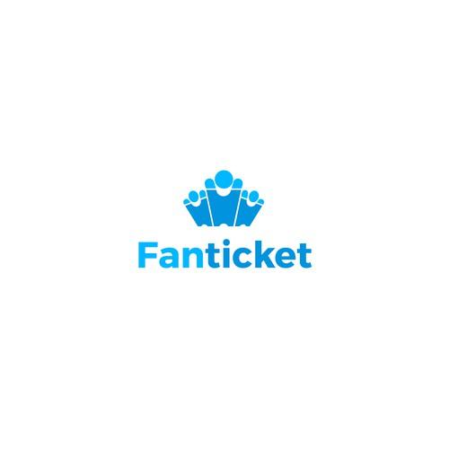 Logo for FanTicket