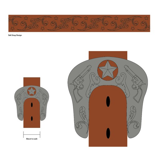 Belt Buckle and Belt Design