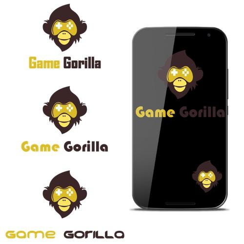 logo cocept of gaming