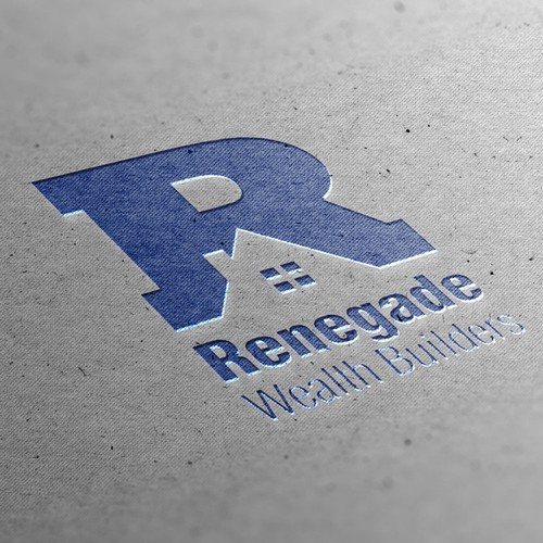Logo concept for Renegade Wealth Builders