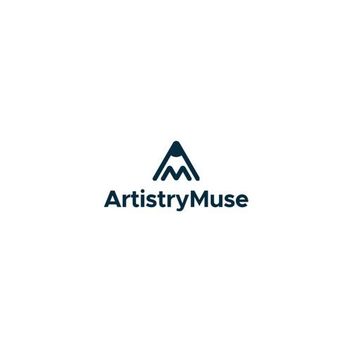 ArtistryMuse logo