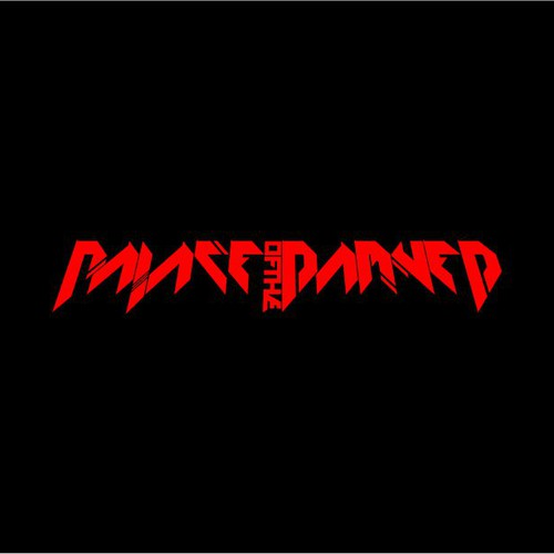 Metal band logo