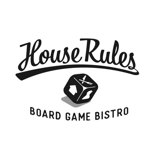 Logo for game bistro
