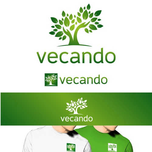 Let your creativity flow! Logo for a vegan-/vegetarian company needed.