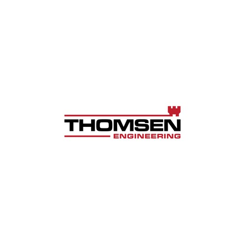 Logo Design for Thomsen Engineering