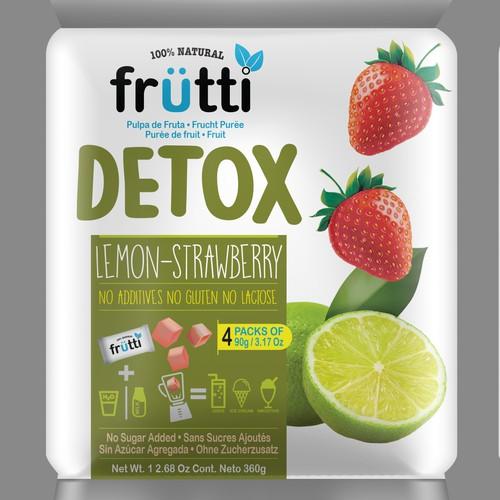 Packaging Design Brand Frutti