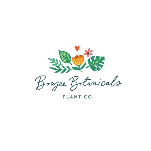 Boujee Botanicals Logo