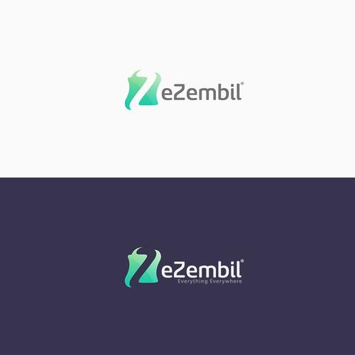 Logo design for eZembil