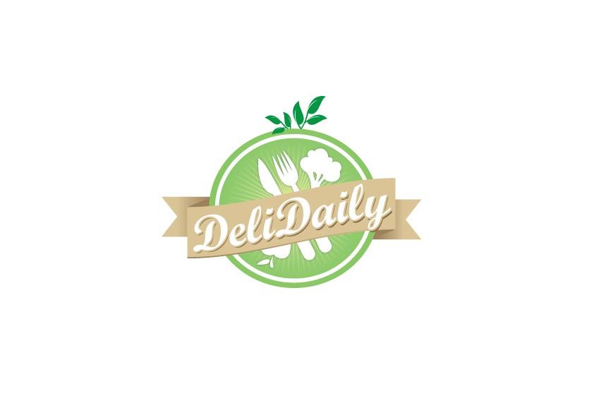 Erstellen: Nächste logo für DeliDaily