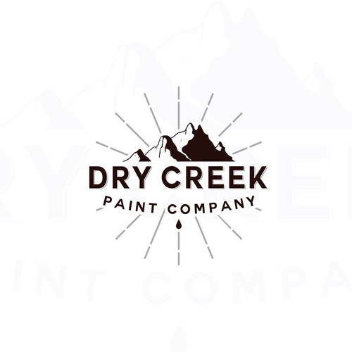 Logo Concept for Painting Company